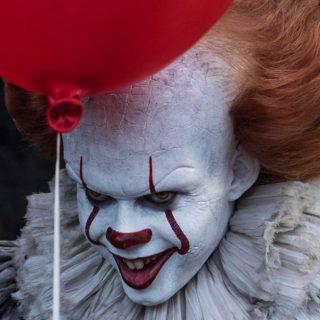 Sotto il trucco del clown Pennywise c'è un fotomodello
