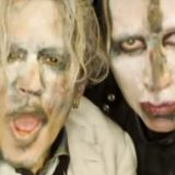 Johnny Depp nel video di Marilyn Manson: la lotta è tra Caino e Abele