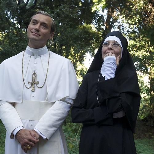 Lenny Belardo (Pio XII) e Suor Mary