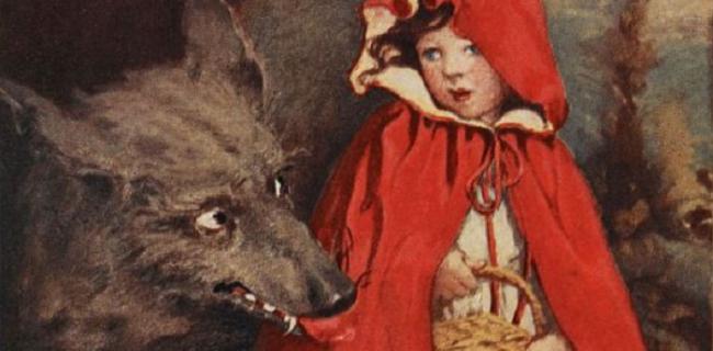 Cappuccetto lupo cattivo