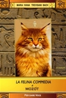 copertina La Felina Commedia di Mozot