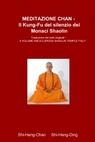 copertina di MEDITAZIONE CHAN – Il Kung-Fu d...