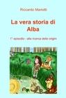 copertina La vera storia di Alba
