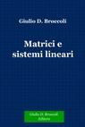 Matrici e sistemi lineari