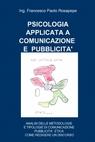PSICOLOGIA APPLICATA ALLA COMUNICAZIONE E ALLA...