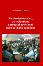 Partito democratico, partecipazione e processi decisionali nelle politiche pubbliche