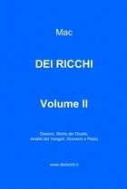DEI RICCHI – VOLUME II