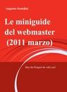 copertina Le miniguide del webmaster...