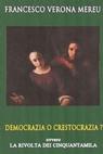 copertina Democrazia o Crestocrazia...