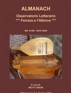 Osservatorio Letterario *** Ferrara e l'Altrove ***