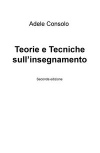 Teorie e Tecniche sull'insegnamento