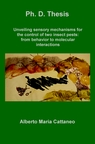 Unveiling sensory mechanisms for the control of...