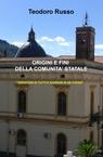 copertina ORIGINI E FINI DELLA COMUNITA' S...