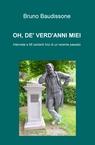 copertina OH, DE' VERD'ANNI MIEI