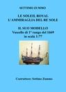 copertina LE SOLEIL ROYAL L'AMMIRAGLIA D...