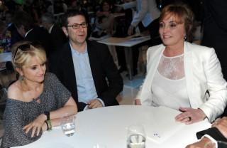 Fabio, Luciana e 'Lei', volti dai nuovi palinsesti Rai