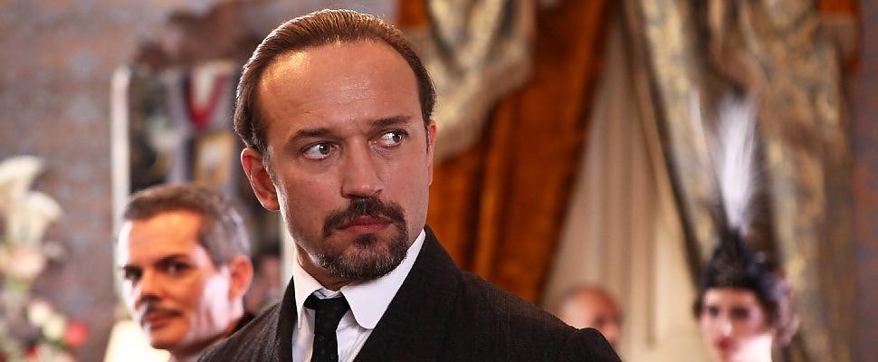 Vincent Pèrez è Cesare Mori, il prefetto di ferro