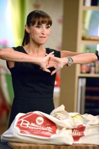 Benedetta Parodi, cucina a rischio?