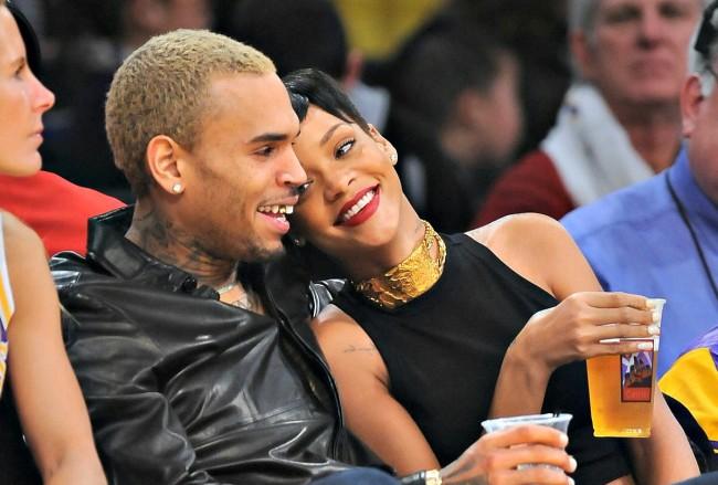 Chris Brown e Rihanna ai tempi (felici) della loro relazione