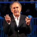 Michele Santoro in una lettera: 'Servizio pubblico non finisce qui'