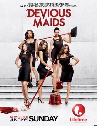 Devious Maids, scene di lotta di classe a Beverly Hills