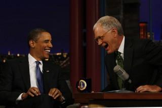 David Letterman, come era e come è da pensionato