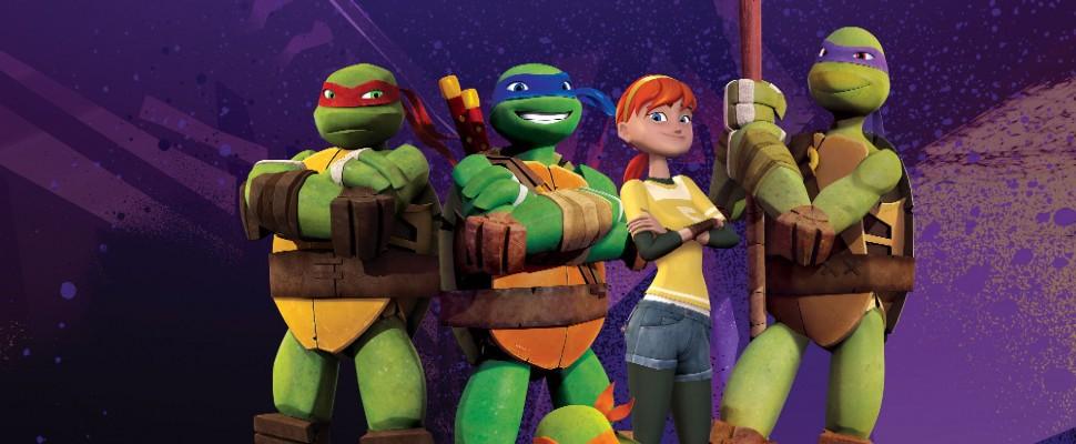 Le tartarughe ninja alla conquista di nickelodeon tvzap