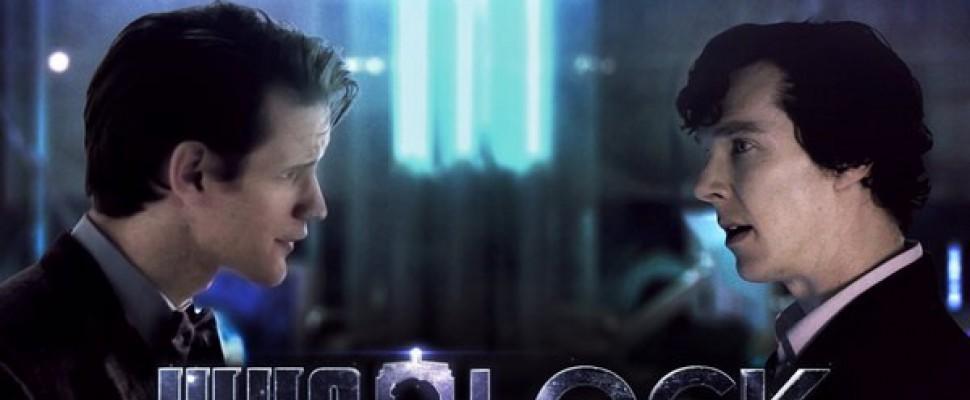 Wholock , quando il Doctor Who incontra Sherlock, un video fan made