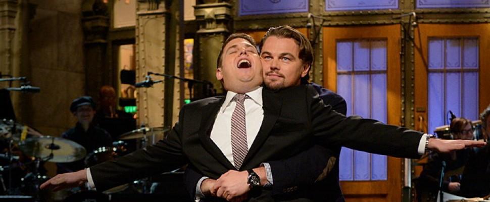 Leonardo DiCaprio, gag sul Titanic al SNL