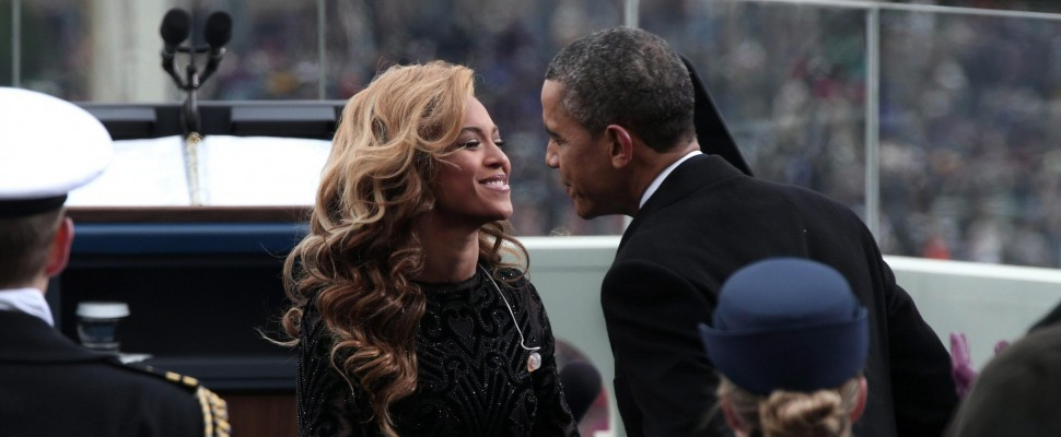 Barack Obama e Beyoncè come in Scandal: gelo con la moglie Michelle