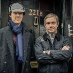 """SERIE IN TV dal 17 al 23 aprile: finali d'autore per """"Sherlock"""" e """"La Bibbia"""""""