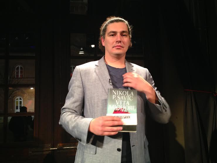 Nikola Savic il vincitore di Masterpiece