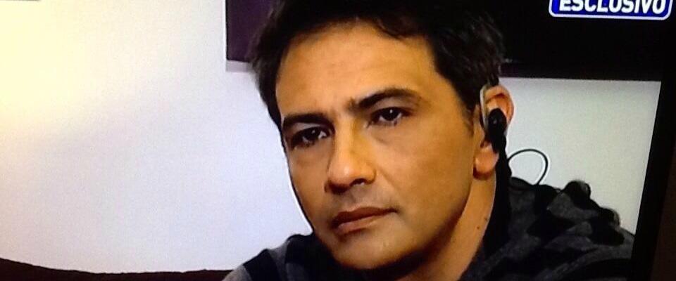"""Lorenzo Crespi a Domenica Live """"sono malato"""""""