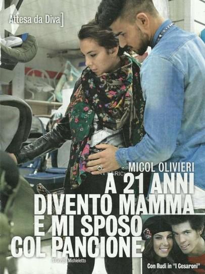 micol-olivieri-incinta-si-sposa