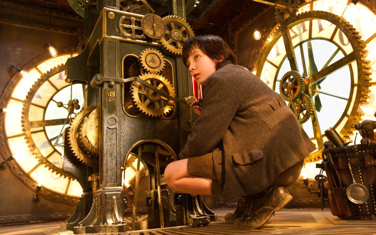 Hugo Cabret, magie meccaniche di Martin Scorsese con Jude Law e Ben Kingsley
