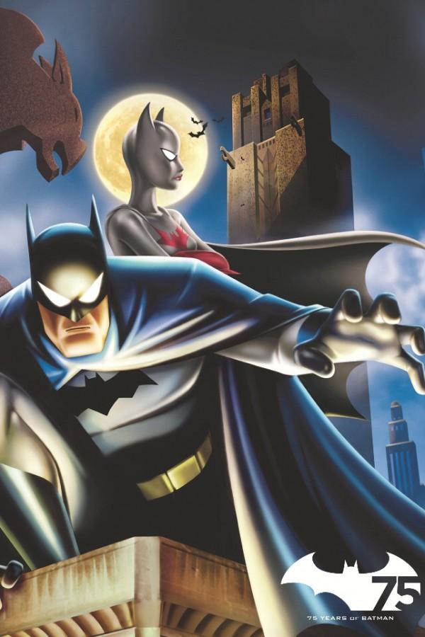Cartoon network rassegna batman con film d animazione