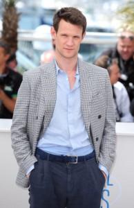 """MATT SMITH A CANNES CHRISTINA HENDRICKS A CANNES Matt Smith è uno dei protagonisti di """"Lost River"""", film d'esordio dietro la macchina da presa dell'attore Ryan Gosling. Nel film Smith è Bully, un criminale che si diverte a mutilare le persone"""