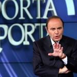Bruno Vespa, tre appuntamenti settimanali per il ritorno di 'Porta a porta'
