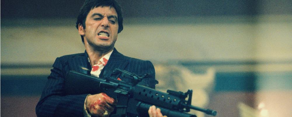 Scarface 35 anni dopo: nel 2018 il remake scritto dai fratelli Coen