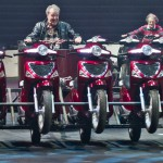 Jeremy Clarkson, Hammond e May in onda su Amazon contro Top Gear