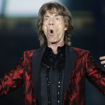 Mick Jagger papà a 73 anni: è l'ottava volta
