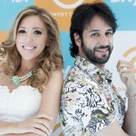 Comedy on the Beach, la prima volta di Matteo Branciamore e Francesca Macrì
