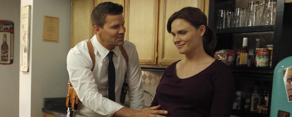 В какой серии бреннан беременна 40