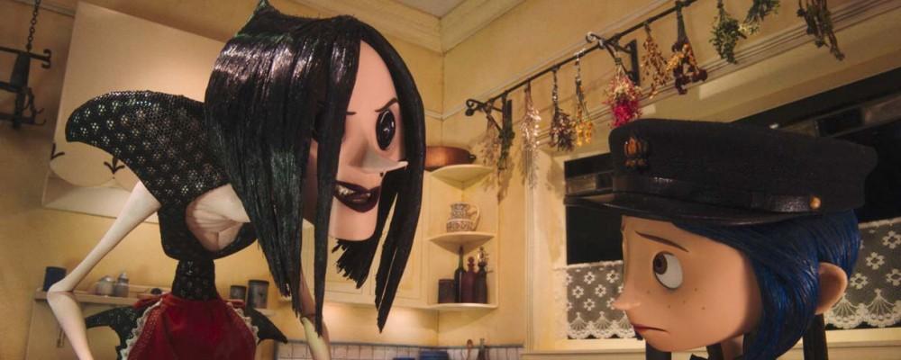 Coraline e la porta magica una fiaba gotica per il - Coraline e la porta magica film ...