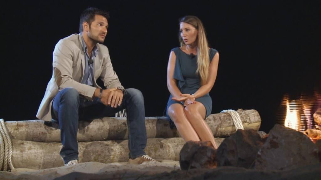Temptation Island Gabriele Caiazzo Sonia Carbone puntata finale