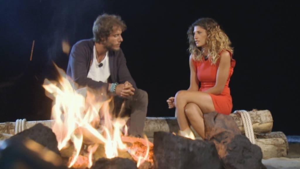 Temptation Island Manfredi Ferlicchia Giorgia Lucini puntata finale docu reality Mediaset