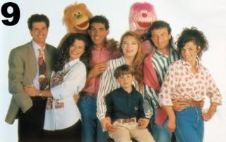 Top10 - cult tv anni '90