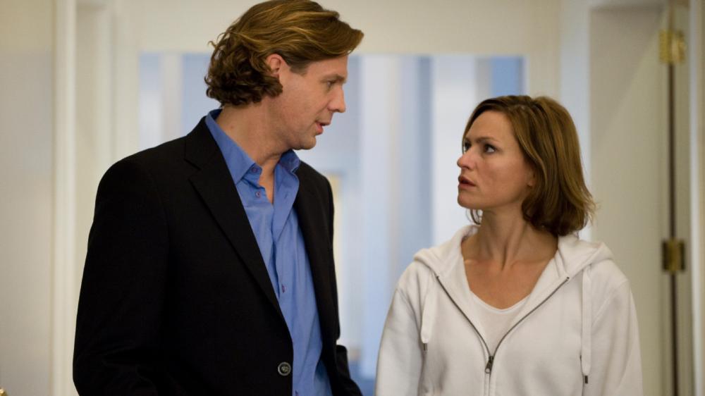 Ascolti tv, vince un film tedesco su Rai1: Un amore di scrittore