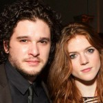 Game of Thrones, Kit Harington e Rose Leslie: il matrimonio sta arrivando