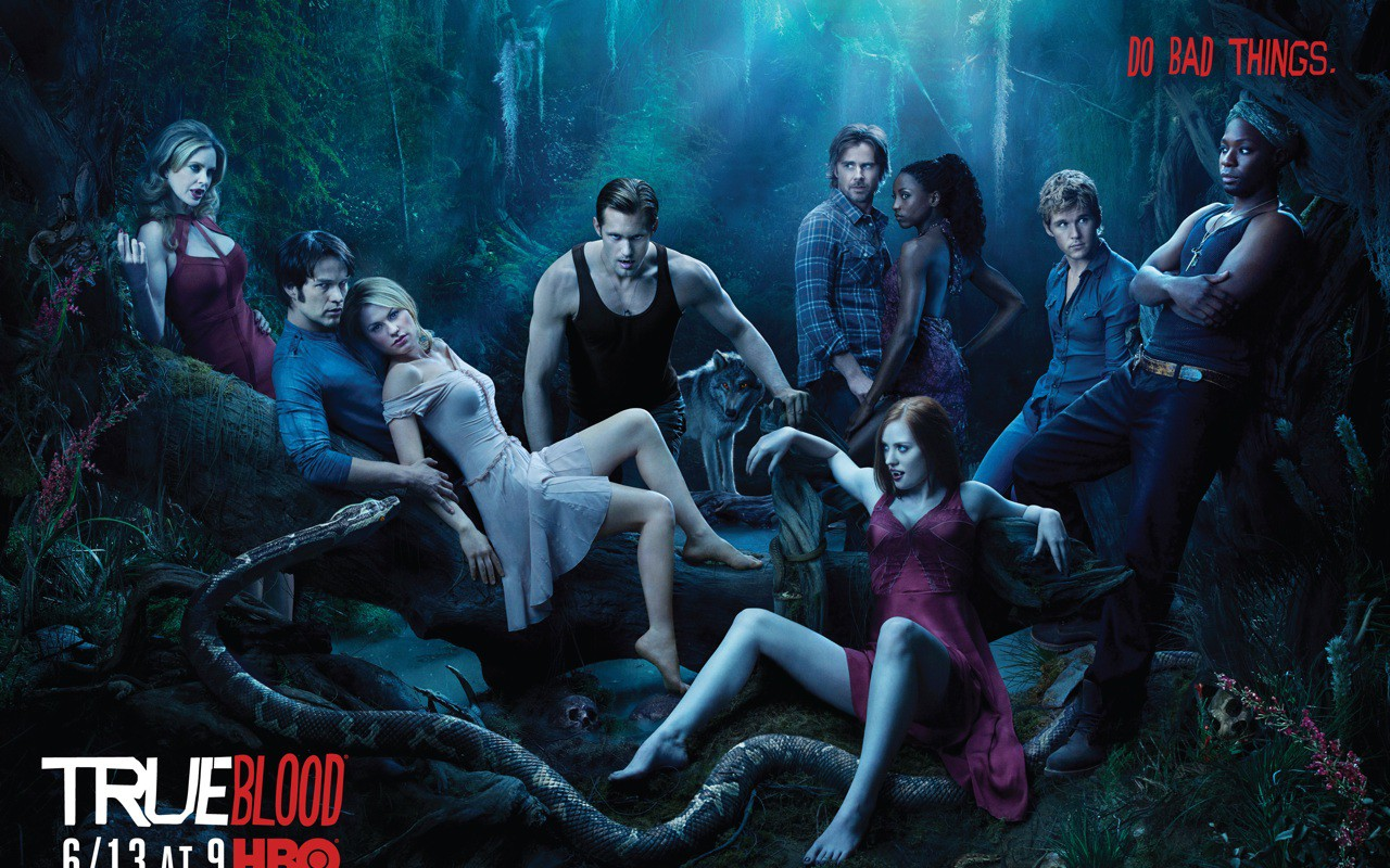 True Blood all'asta e una rossa agguerrita per Doctor Who